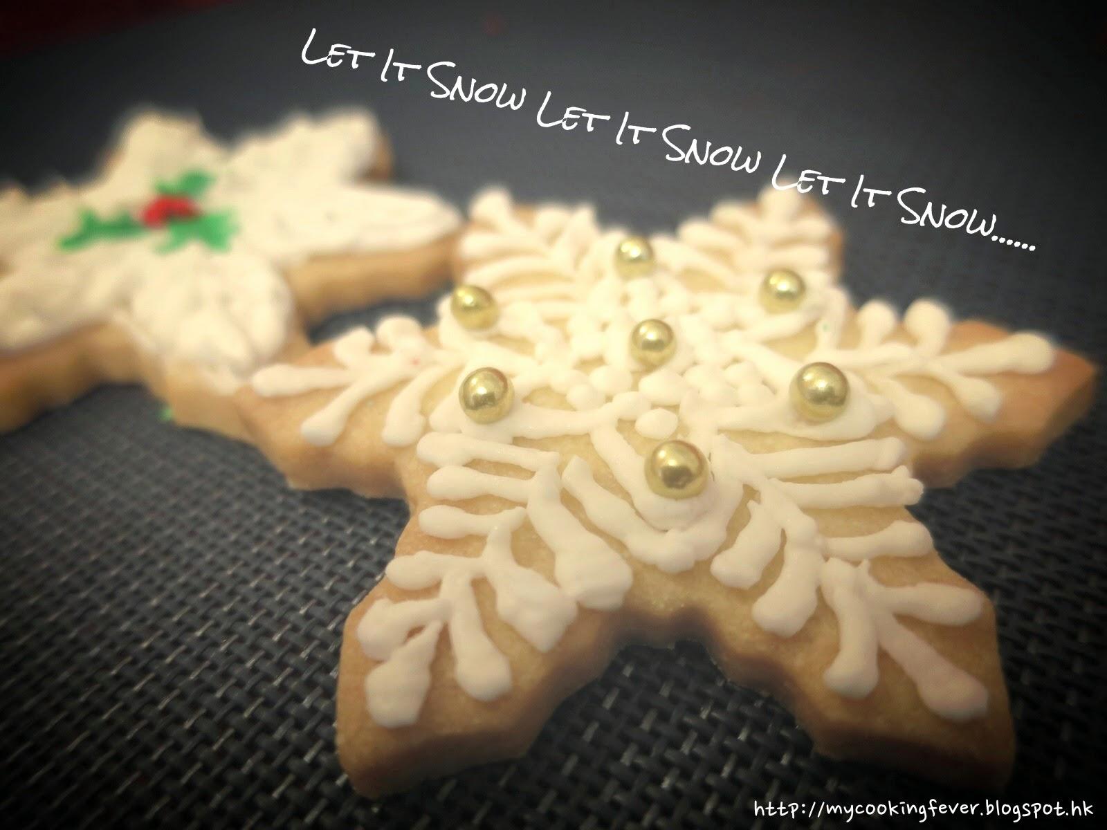 Christmas Cookies_Snowflakes