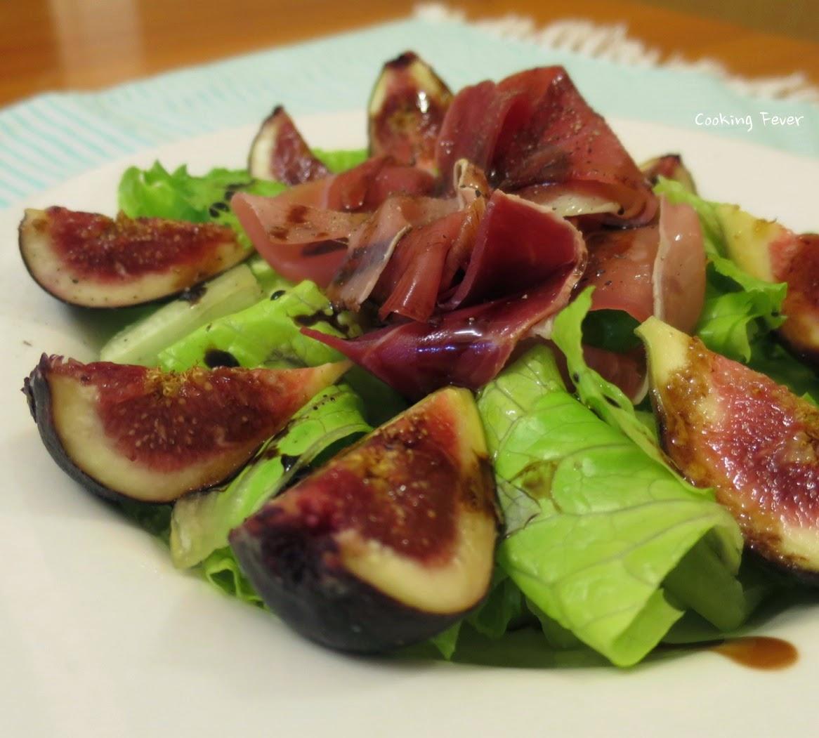 Pama Ham Fig Salad
