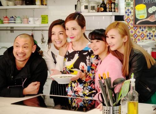 TVB 《為食三姊妹》 第9集