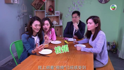 TVB Program Shooting