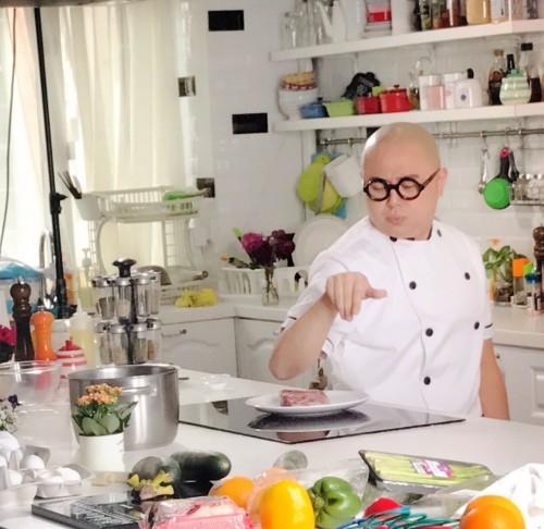 TVB 《我係小廚神3》宣傳片拍攝