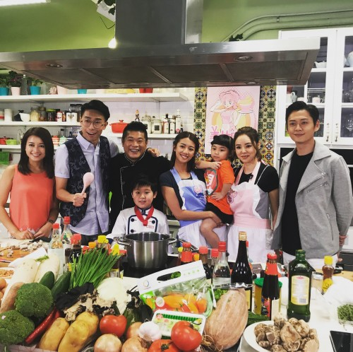 TVB  Big Big Channel《美女廚房