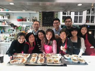 CNY Turnip Cake Class for