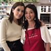 《三個女人一個因》宣傳活動 – 黃智雯與Celia