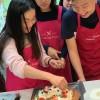 聖誕特式烹飪班 – 聖誕花環蛋白餅