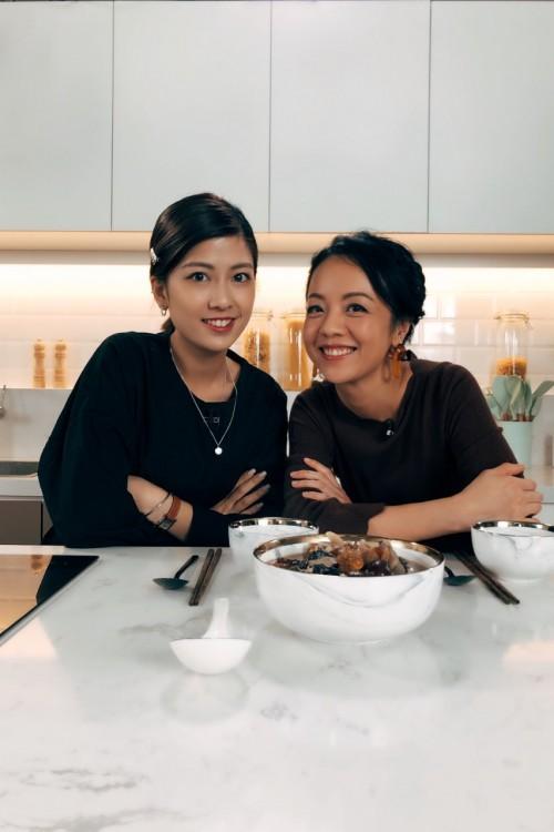 拍攝香港開電視全新烹飪節目《30分鐘大放餸》共 1