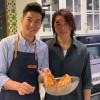 TVB Cooking Program, Host: Ekin Cheng