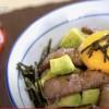 JA Zennoh Wagyu Beef Recipe Filming